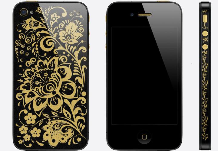 iPhone 4s Origins специальная серия