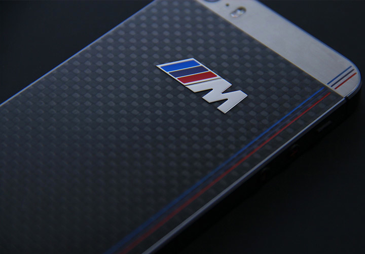 BMW M LE iPhone, Individual