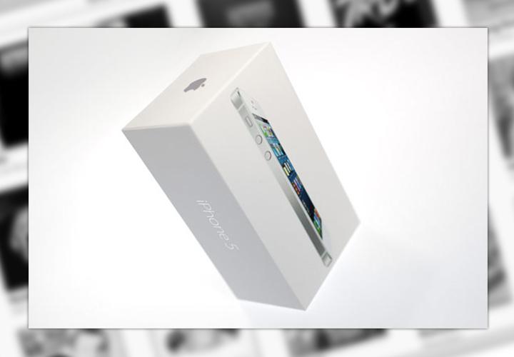Комплект поставки iPhone и iPad
