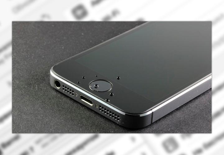 iPhone или iPad упал в воду