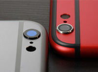Сравнение корпусов iPhone 6