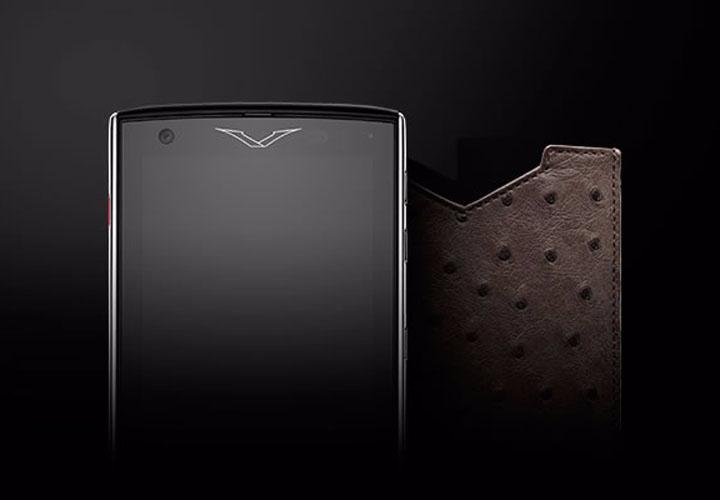 Официальные чехлы для Vertu Constellation V