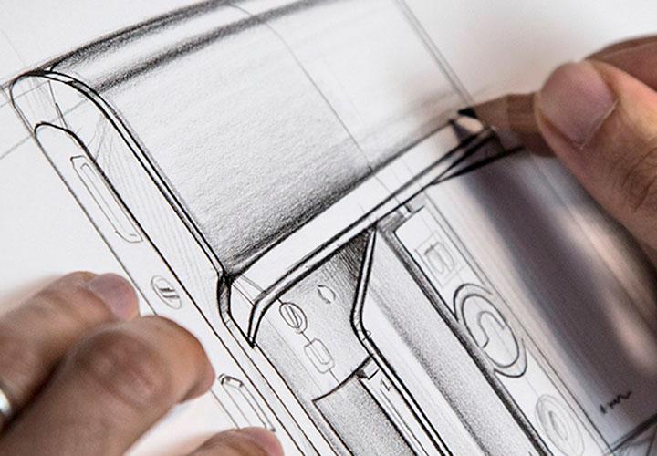 «Крыло чайки» в новом Vertu Signature Touch 2015