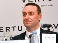 Новый директор Vertu