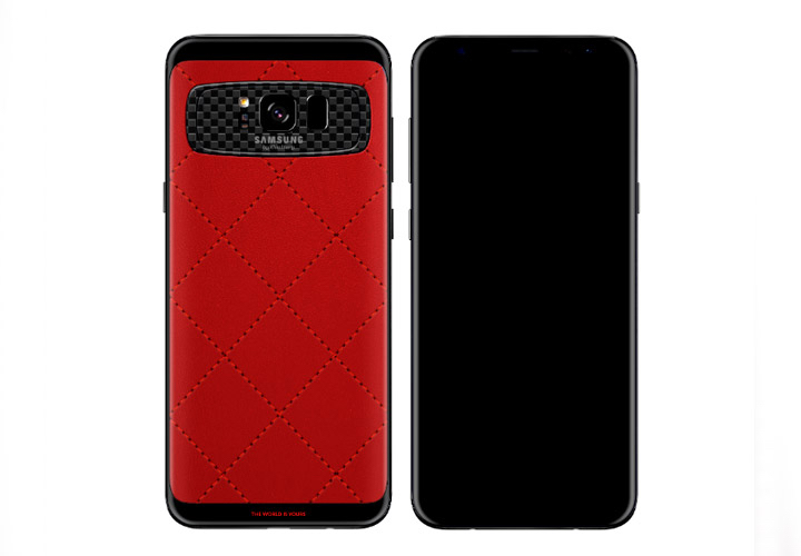 Тюнинг Samsung S8