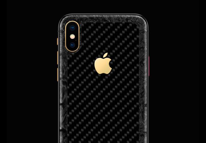 Эксклюзивный iPhone X — моддинг, тюнинг