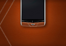 Кожа для телефонов Vertu for Bentley от Pasubio SpA