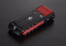 Обзор копии Vertu Ascent Ferrari GT
