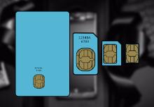 SIM-карты в телефонах Vertu