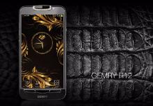 Gemry R12 — бесполезный смартфон класса люкс
