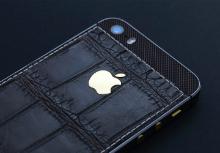 iPhone из кожи