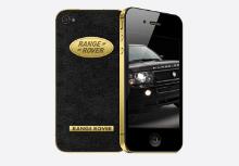 iPhone 4s Range Rover