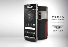 Vertu анонсировала Signature Touch 2015 for Bentley [Обновленно]