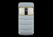 Vertu Signature Touch 2015 SKY BLUE