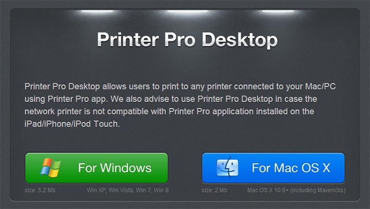 Printer Pro Desktop