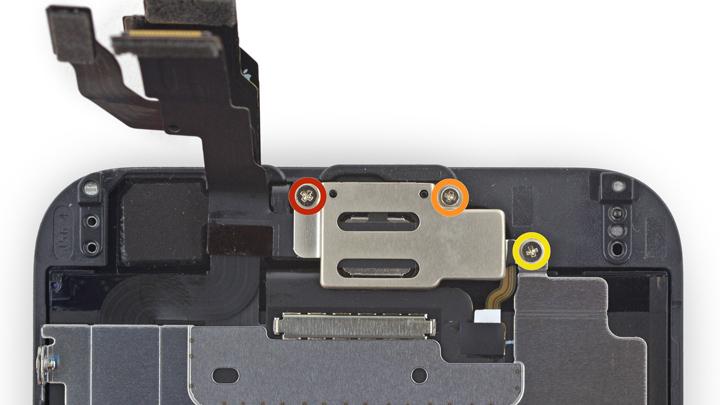 Замена передней панели iPhone 6 и iPhone 6 Plus