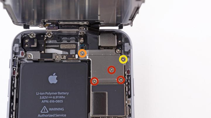 Замена защитной пластины дисплея на iPhone 6 и iPhone 6 Plus