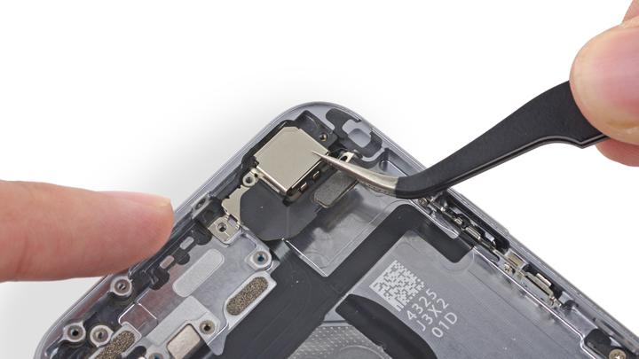 Замена кнопок громкости на iPhone 6 и iPhone 6 Plus
