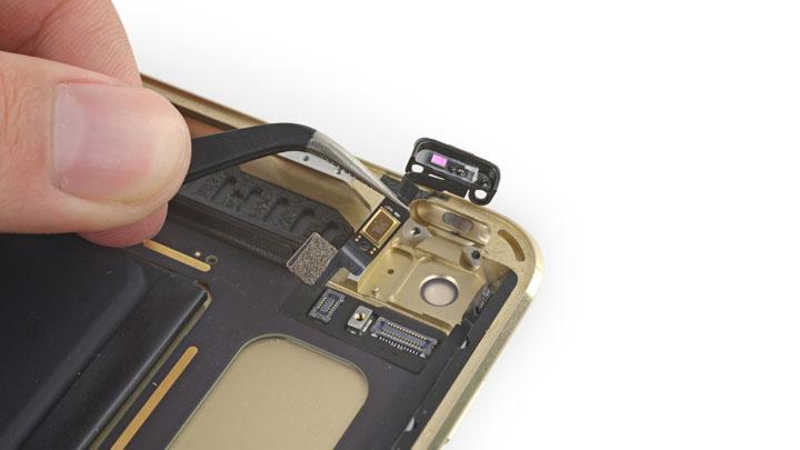 Замена микрофонов на iPad Air 2