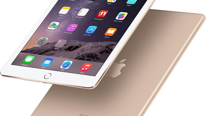 Замена материнской платы на iPad Air 2