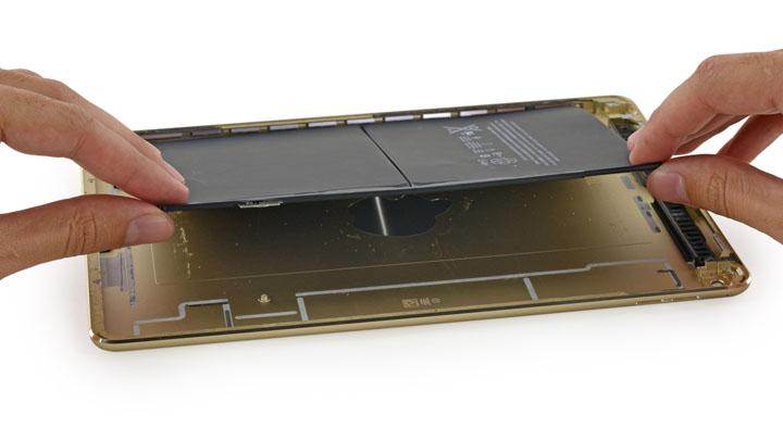 Замена корпуса на iPad Air 2