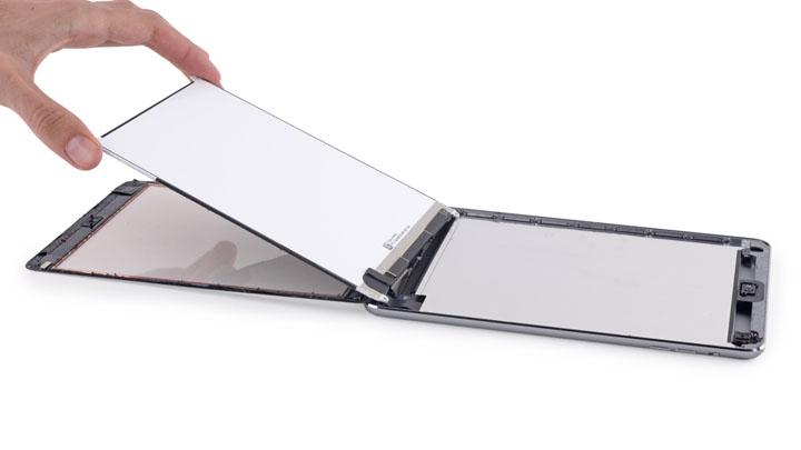 Разборка iPad Mini 3