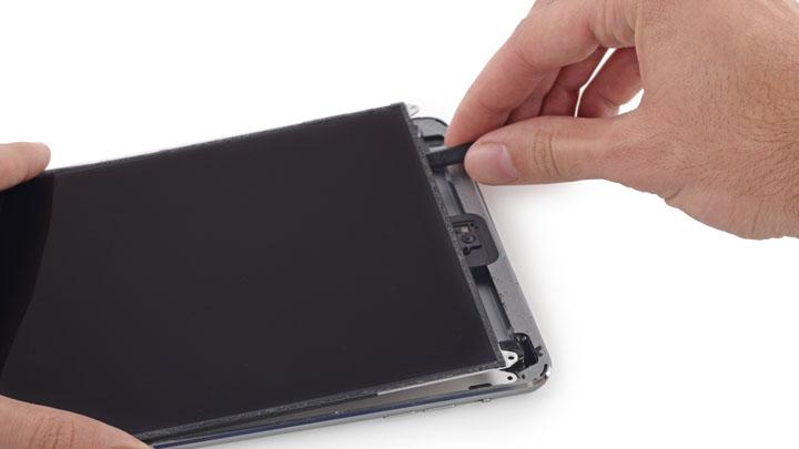 Замена экрана на iPad Mini 3