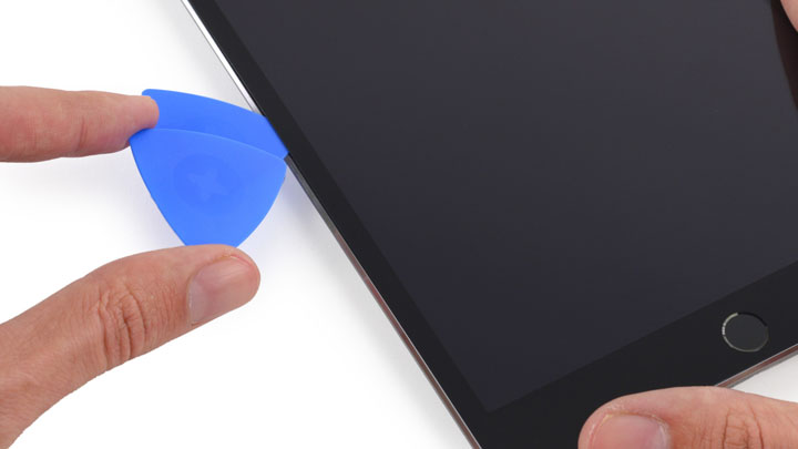 Замена фронтальной камеры на iPad Mini 3