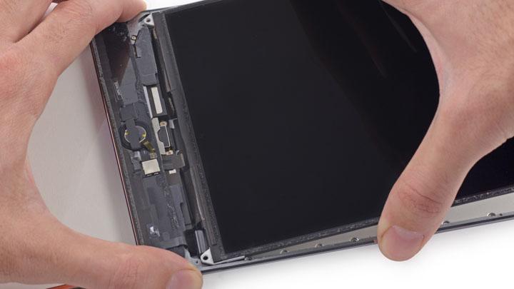 Ipad 3 замена экрана