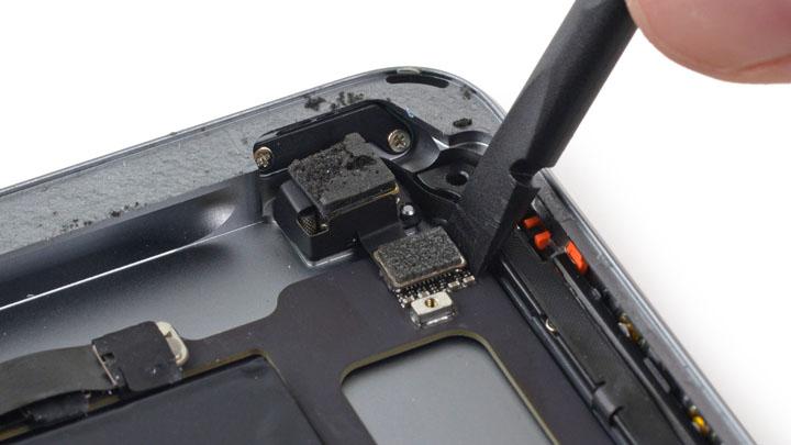 Замена корпуса на iPad Mini 3