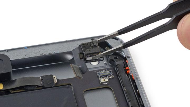 Замена кнопок громкости на iPad Mini 3