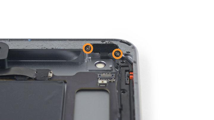 Замена переключателя режимов на iPad Mini 3