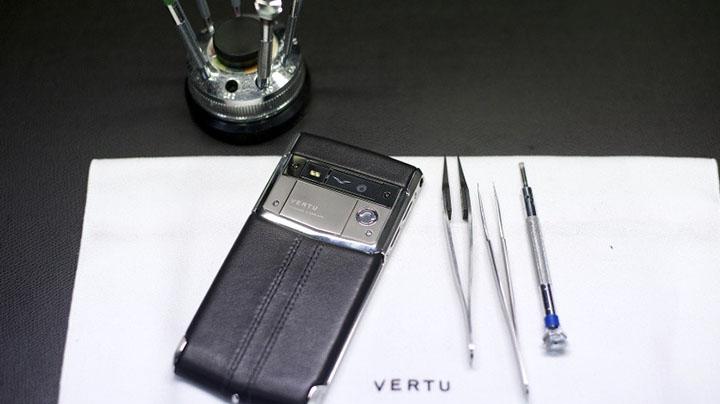 Инструменты для сборки Vertu