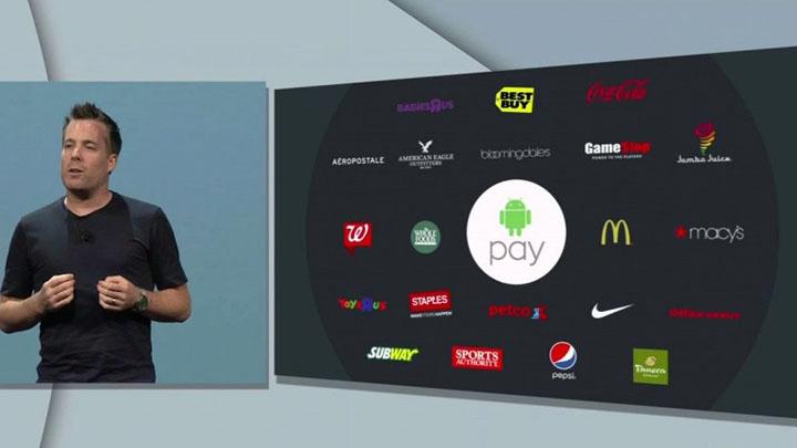 Android Pay — новая система мобильных платежей