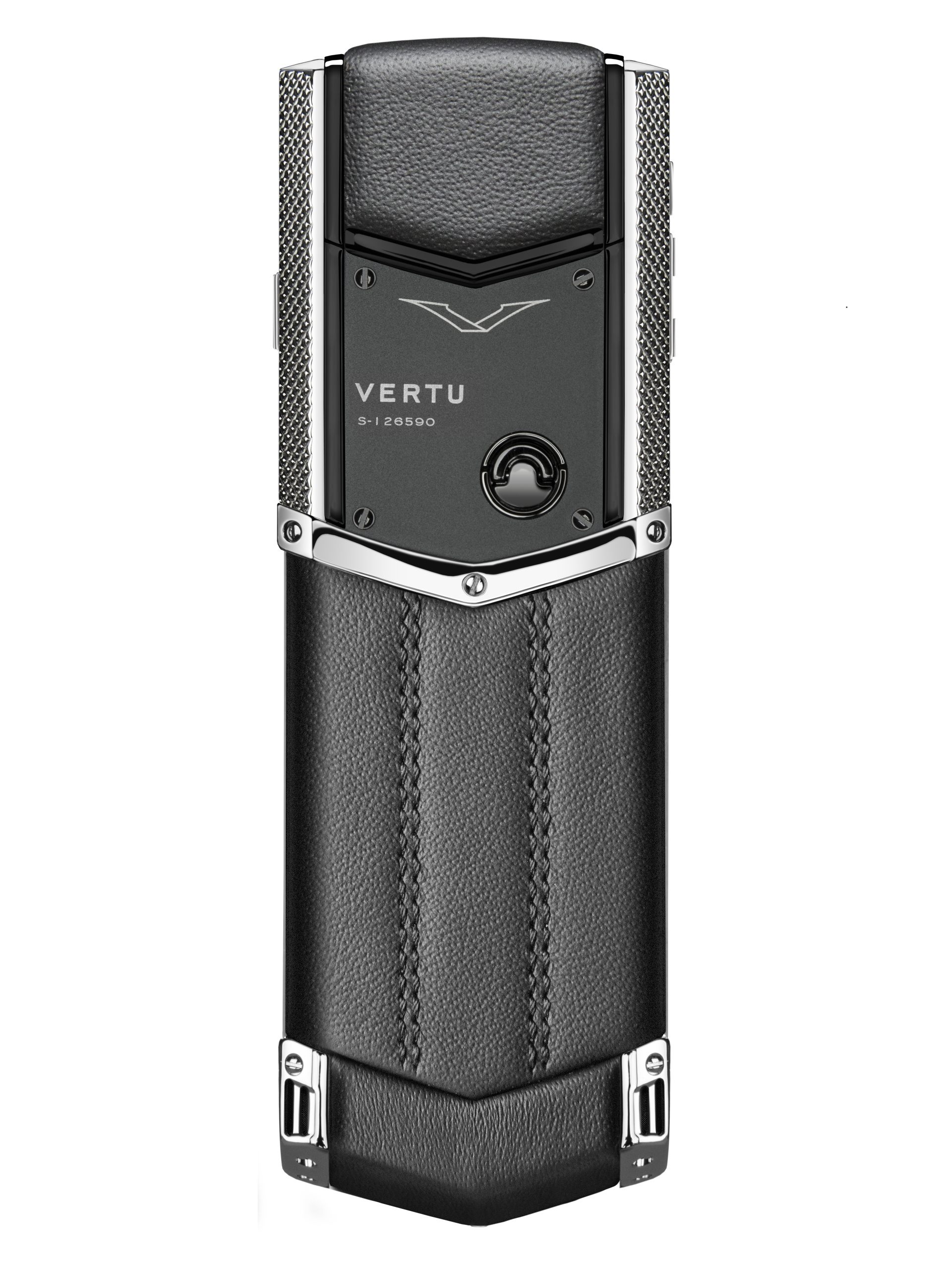Vertu Signature S for Bentley вид сзади