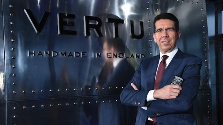 Генеральный директор Vertu