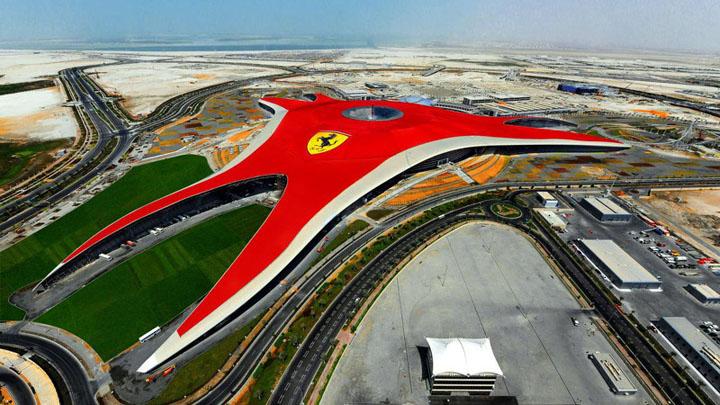 Архитектура Ferrari