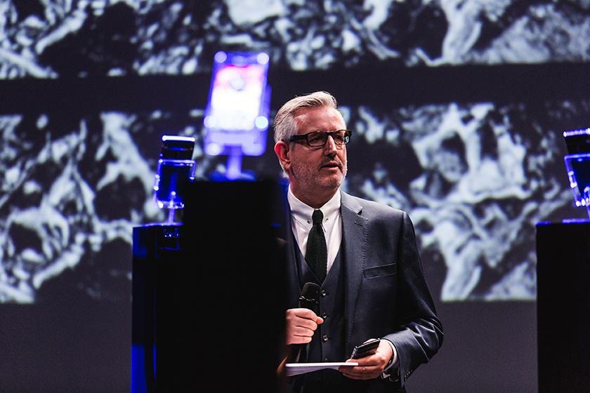 Фотоотчет с презентации в Станиславском
