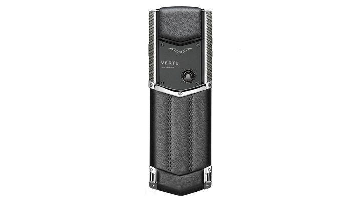 Vertu Signature S for Bentley — классика «с привкусом» Bentley