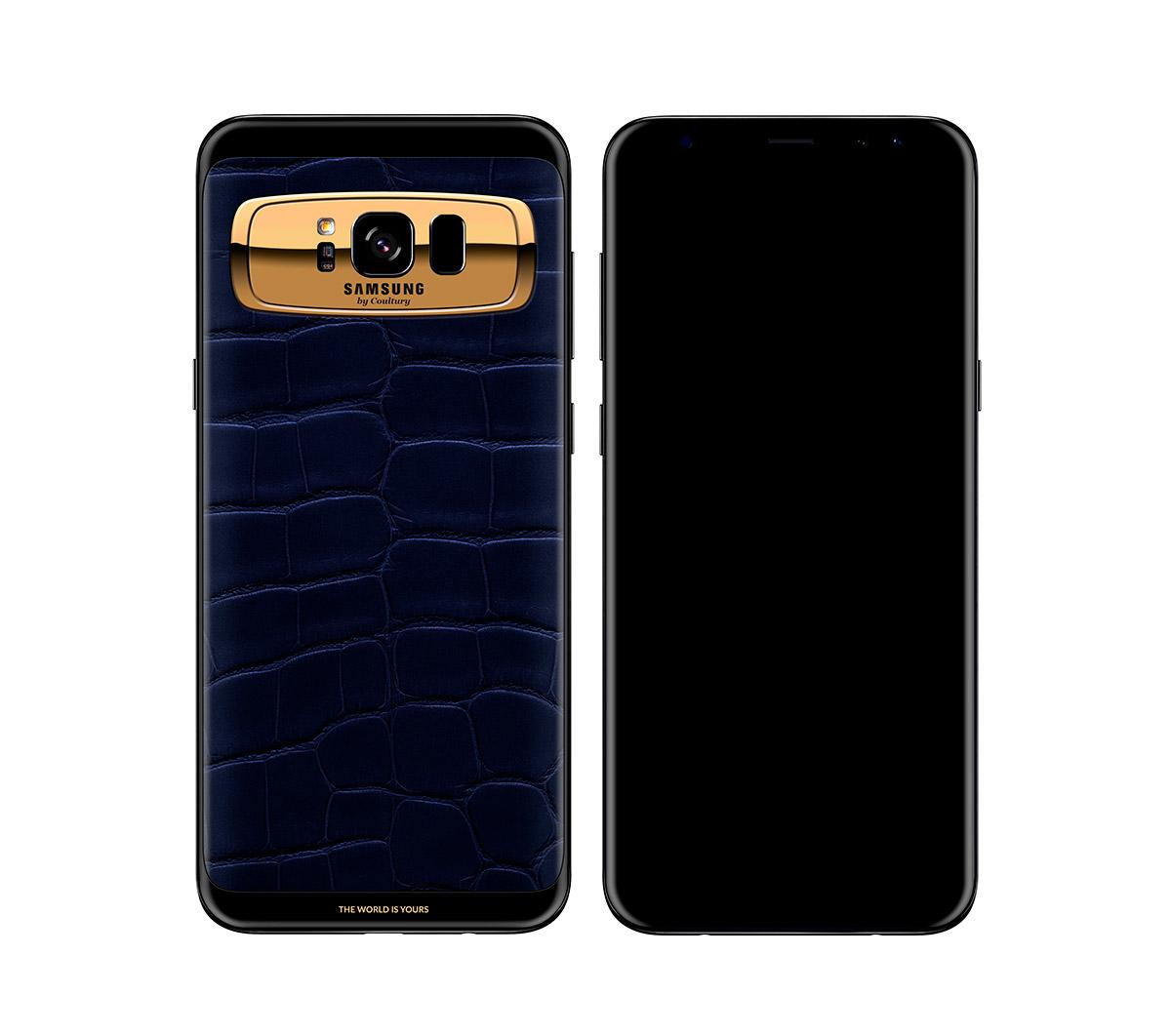 Аллигатор Samsung S8 Plus