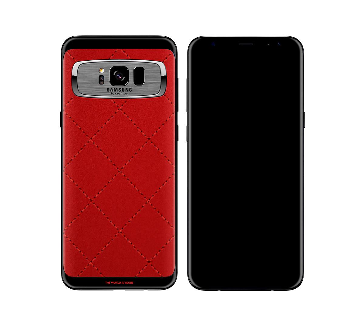 Тюнинг Samsung S8 Plus