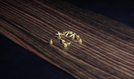 Дерево и винты для модели Gold Power