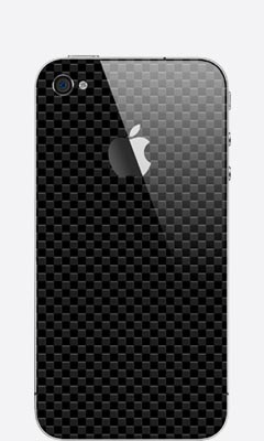 iPhone 4/4s Carbon