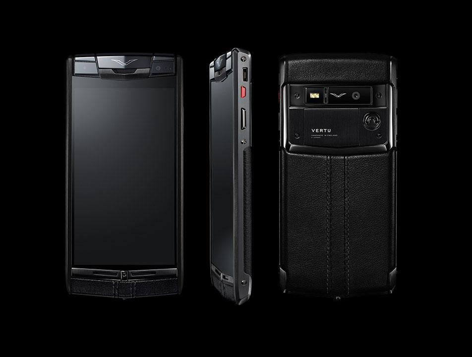Vertu Signature Touch 2014 Pure jet