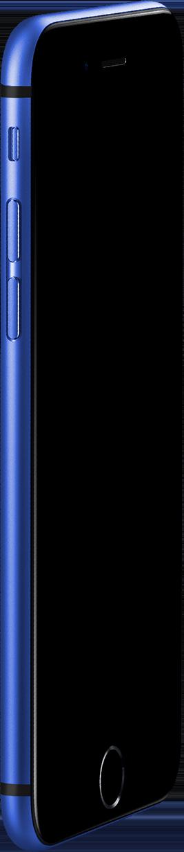 Синий корпус iPhone 6 и 6s