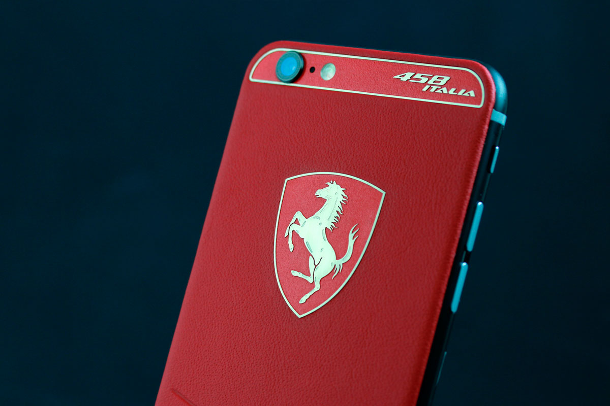 iPhone 6 Ferrari