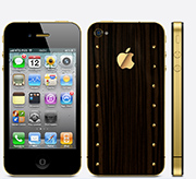 iPhone 4 Gold Power
