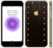 iPhone 6 Gold Power