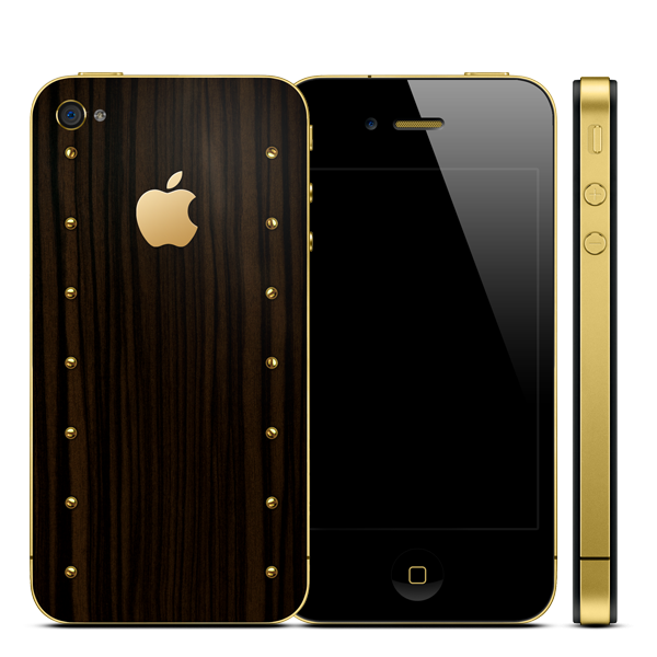 iPhone Gold Power