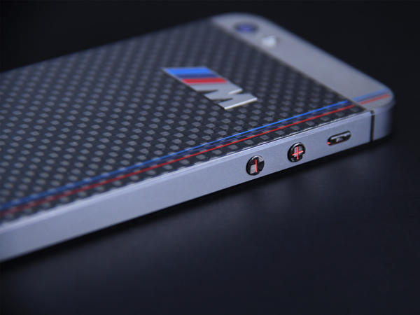 BMW M iPhone, Individual